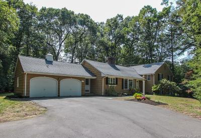 Avon Single Family Home For Sale: 68 Old Mill Road