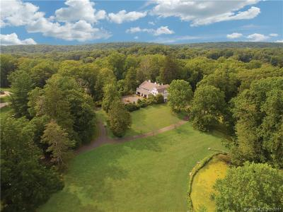 Ridgefield Single Family Home For Sale: 100 South Salem Road