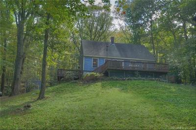 Ledyard Single Family Home For Sale: 94 Silas Deane Road
