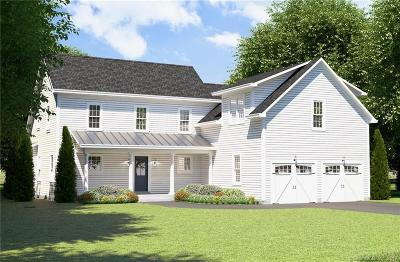 Southbury Single Family Home For Sale: 103 Stones Way Road