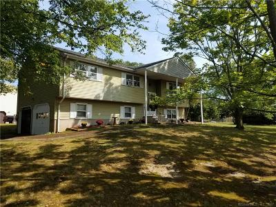 Southington Single Family Home For Sale: 393 Old Turnpike Road