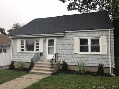 Bridgeport Single Family Home For Sale: 181 Summit Street