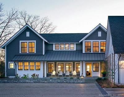 Westport CT Single Family Home For Sale: $2,295,000