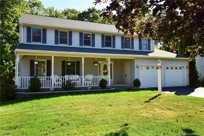 Newington Single Family Home For Sale: 17 Judge Lane