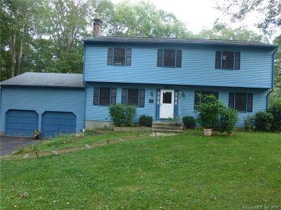 Ledyard Single Family Home For Sale: 11 Friar Tuck Drive