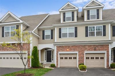 West Hartford Condo/Townhouse For Sale: 70 Park Place Circle #70