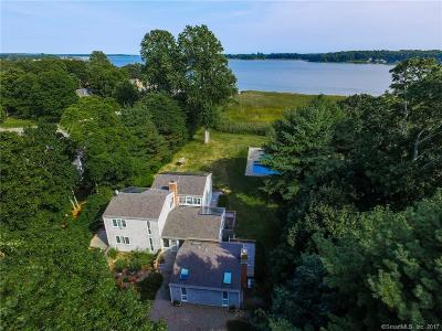 Old Saybrook Single Family Home For Sale: 92 Maple Avenue