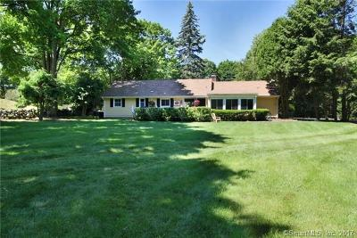 Westport Single Family Home For Sale: 24 Turkey Hill Road North