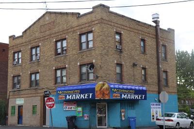 Hartford Multi Family Home For Sale: 135 Brook Street