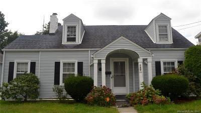 Bridgeport Single Family Home For Sale: 160 Hawthorne Street