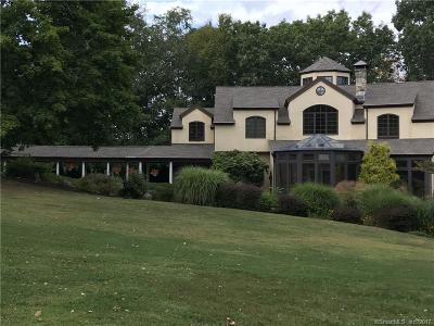 Cheshire Single Family Home For Sale: 650 Reservoir Road