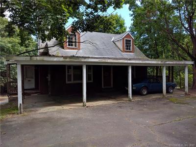 Norwalk Single Family Home For Sale: 76 West Norwalk Road