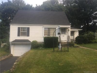 Waterbury Single Family Home For Sale: 36 Ferndale Avenue