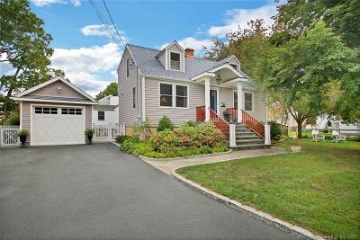 Fairfield Single Family Home For Sale: 109 Cummings Avenue