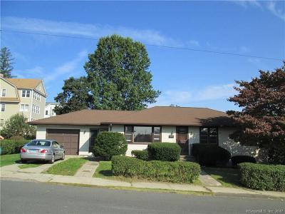 Waterbury Single Family Home For Sale: 174 Seymour Street