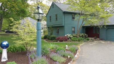Old Saybrook Single Family Home For Sale: 14 Mallard Drive