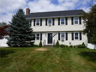 Wallingford Single Family Home For Sale: 3 Harnish Lane