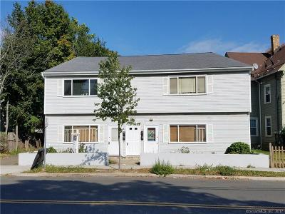 West Haven Multi Family Home For Sale: 1035 Campbell Avenue