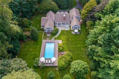 Fairfield County Single Family Home For Sale: 8 Homewood Lane