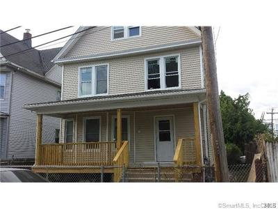 Bridgeport Single Family Home For Sale: 143 Clifford Street
