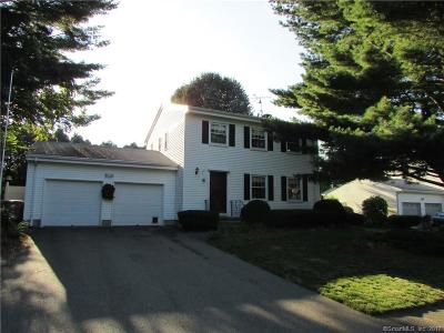 Tolland County, Windham County Single Family Home For Sale: 9 Kevin Drive