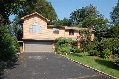 Stamford Single Family Home For Sale: 42 Hollow Oak Lane