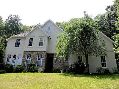 Woodbury Single Family Home For Sale: 143 Railtree Hill Road