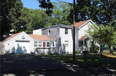 Stamford Single Family Home For Sale: 7 Peak Street