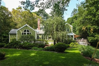 Easton Single Family Home For Sale: 210 Mile Common Road