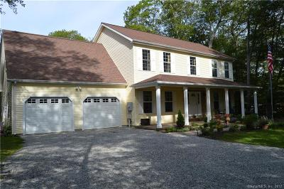 New London County Single Family Home For Sale: 480 Chapel Hill Road