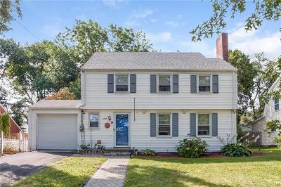 West Hartford Single Family Home For Sale: 1777 Asylum Avenue