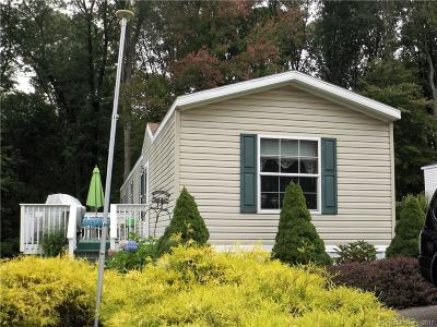 Tolland County, Windham County Single Family Home For Sale: 27 Middle Terrace