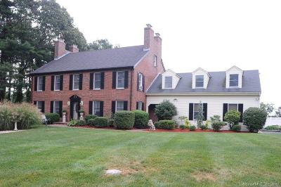Old Saybrook Single Family Home For Sale: 3 Drummers Trail
