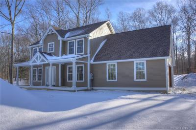 Ledyard Single Family Home For Sale: 70 Silas Deane Road
