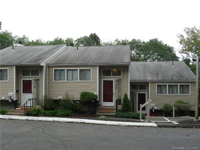 Hamden Condo/Townhouse For Sale: 50 Shepards Knoll Drive #50