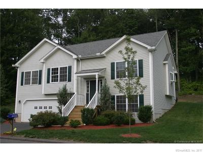 Tolland County, Windham County Single Family Home For Sale: 35 Belvedere Drive
