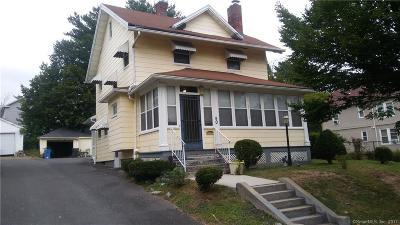 Hartford Single Family Home For Sale: 50 Rosemont Street