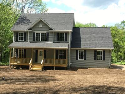 Tolland County, Windham County Single Family Home For Sale: 209 High Street