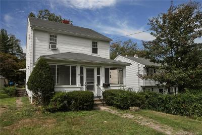 Stamford Single Family Home For Sale: 22 Birchwood Road