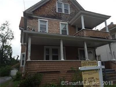 Hartford Multi Family Home For Sale: 35 Sterling Street