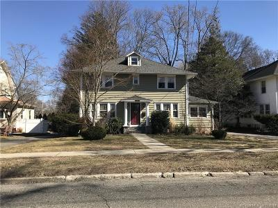Milford Single Family Home For Sale: 278 Gulf Street