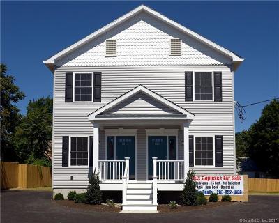 Norwalk Condo/Townhouse For Sale: 10 Adamson Avenue #B