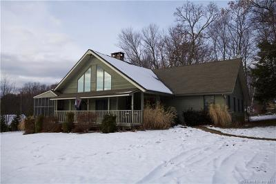 Torrington Single Family Home For Sale: 222 West Pearl Road