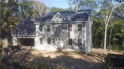 Groton Single Family Home For Sale: 134 Briar Hill Road