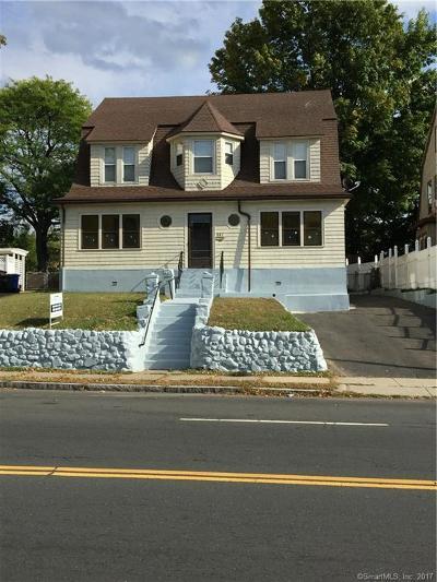 Hartford Multi Family Home For Sale: 587 New Britain Avenue