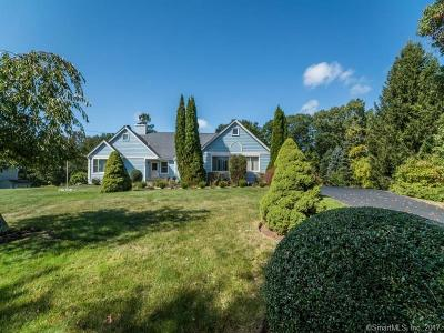 Shelton Single Family Home For Sale: 75 Waverly Road