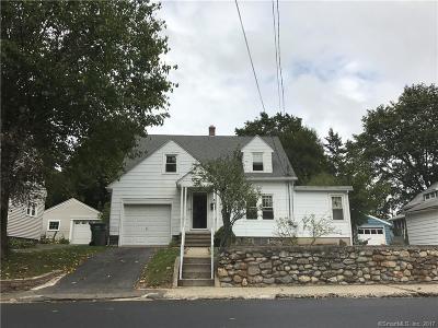 Naugatuck Single Family Home For Sale: 63 Spencer Street