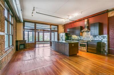 New Haven Condo/Townhouse For Sale: 81 Church Street #3S