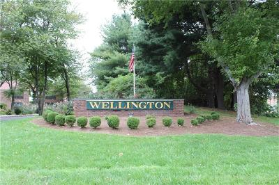 Farmington Condo/Townhouse For Sale: 103 Wellington Drive #103
