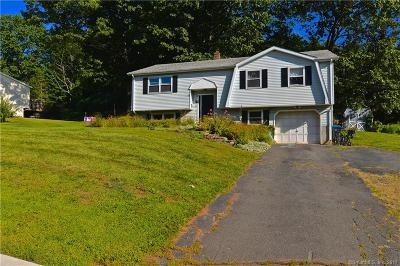 Hamden CT Single Family Home For Sale: $255,900